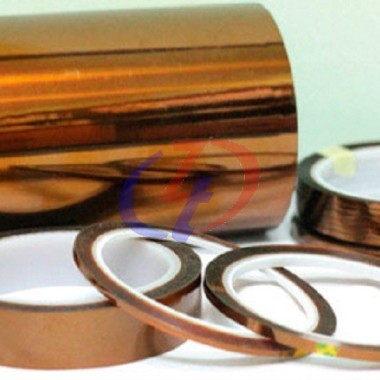 Kapton Tape, Green Plating Tape