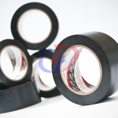 Black PVC Protection Tape, tape manufacturer, tape suppliers